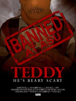 Teddy: It's Gonna Be a Bear - 43 x 62 Movie Poster - Bus Shelter Style B