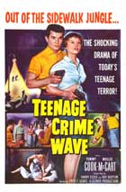 Teen-Age Crime Wave