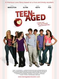 Teen-Aged - 11 x 17 Movie Poster - Style A