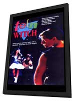 Teen Witch - 11 x 17 Movie Poster - Style A - in Deluxe Wood Frame