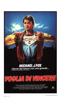 Teen Wolf - 13 x 28 Movie Poster - Italian Style A