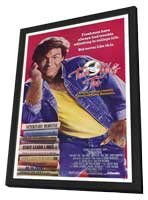 Teen Wolf Too - 11 x 17 Movie Poster - Style A - in Deluxe Wood Frame