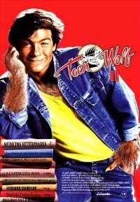 Teen Wolf Too - 11 x 17 Movie Poster - Spanish Style A