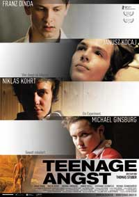 Teenage Angst - 11 x 17 Movie Poster - German Style A
