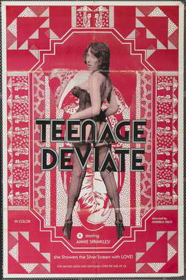 Teenage Deviate - 11 x 17 Movie Poster - Style A