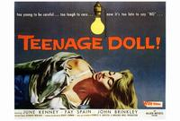 Teenage Doll - 27 x 40 Movie Poster - Style A