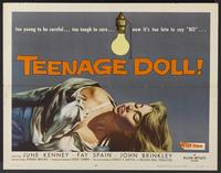 Teenage Doll - 11 x 14 Movie Poster - Style A