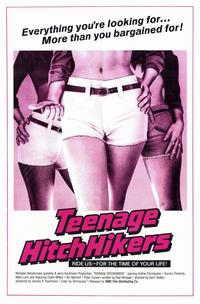Teenage Hitchikers - 11 x 17 Movie Poster - Style A