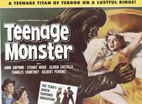 Teenage Monster - 22 x 28 Movie Poster - Style A