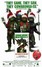 Teenage Mutant Ninja Turtles 2: The Secret of the Ooze - 11 x 17 Movie Poster - Style B