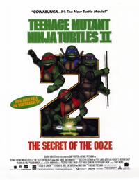 Teenage Mutant Ninja Turtles 2: The Secret of the Ooze - 11 x 17 Movie Poster - Style C