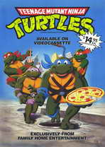 Teenage Mutant Ninja Turtles - 11 x 17 Movie Poster - Style A