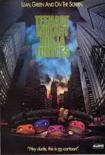 Teenage Mutant Ninja Turtles - 27 x 40 Movie Poster - Style B