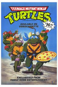 Teenage Mutant Ninja Turtles - 27 x 40 Movie Poster - Style A