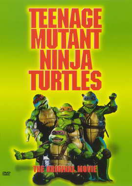 Teenage Mutant Ninja Turtles - 11 x 17 Movie Poster - Style C