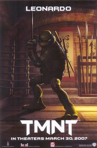 Teenage Mutant Ninja Turtles - 11 x 17 Movie Poster - Style B