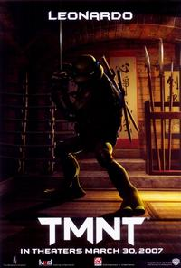 Teenage Mutant Ninja Turtles - 27 x 40 Movie Poster - Style C