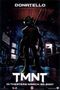 Teenage Mutant Ninja Turtles - 27 x 40 Movie Poster - Style D