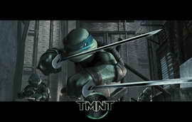 Teenage Mutant Ninja Turtles - 11 x 17 Movie Poster - Style H