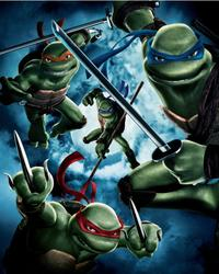 Teenage Mutant Ninja Turtles - 8 x 10 Color Photo #52