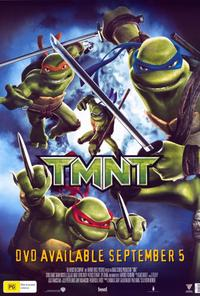Teenage Mutant Ninja Turtles - 27 x 40 Movie Poster - Style F