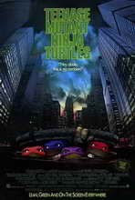 Teenage Mutant Ninja Turtles: The Movie - 11 x 17 Movie Poster - Style A