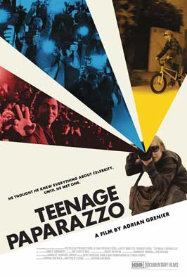 Teenage Paparazzo - 11 x 17 Movie Poster - Style A