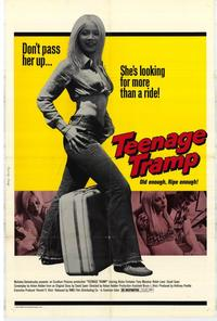 Teenage Tramp - 11 x 17 Movie Poster - Style A