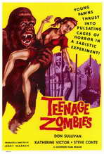 Teenage Zombies - 27 x 40 Movie Poster - Style A