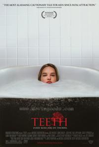 Teeth - 43 x 62 Movie Poster - Bus Shelter Style A