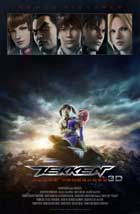 Tekken: Blood Vengeance - 11 x 17 Movie Poster - Style A
