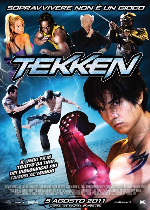 Tekken Movie