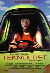 Teknolust - 11 x 17 Movie Poster - Style A