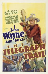 Telegraph Trail - 11 x 17 Movie Poster - Style A