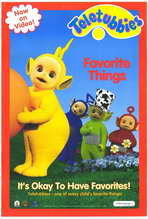 Teletubbies: Favorite Things - 27 x 40 Movie Poster - Style A