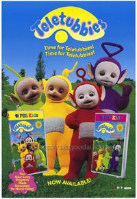 Teletubbies: Here Come the Teletubbies - 11 x 17 Movie Poster - Style A
