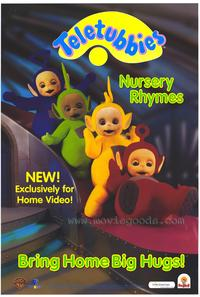Teletubbies: Nursery Rhymes - 27 x 40 Movie Poster - Style A