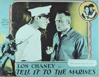 Tell It to the Marines - 11 x 14 Movie Poster - Style A