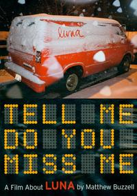 Tell Me Do You Miss Me - 11 x 17 Movie Poster - Style C