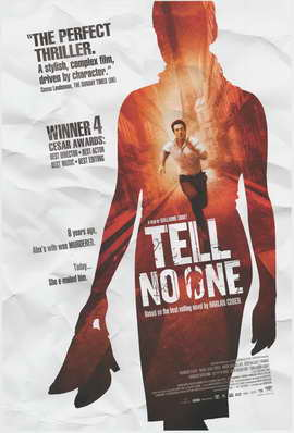 Tell No One - 11 x 17 Movie Poster - Style A