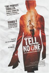 Tell No One - 43 x 62 Movie Poster - Bus Shelter Style A