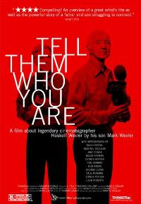Tell Them Who You Are - 11 x 17 Movie Poster - Style A