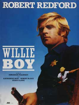 Tell Them Willie Boy Is Here - 11 x 17 Movie Poster - French Style A