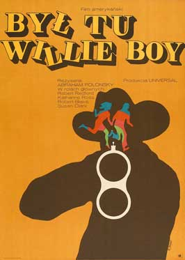 Tell Them Willie Boy Is Here - 11 x 17 Movie Poster - Greek Style A