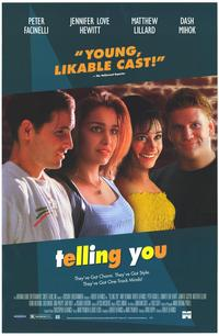 Telling You - 27 x 40 Movie Poster - Style A