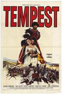 Tempest - 11 x 17 Movie Poster - Style A