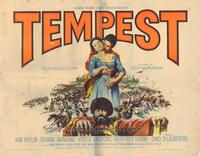 Tempest - 22 x 28 Movie Poster - Half Sheet Style A