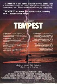 The Tempest - 27 x 40 Movie Poster - Style A