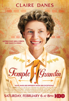 Temple Grandin - 11 x 17 Movie Poster - Style A