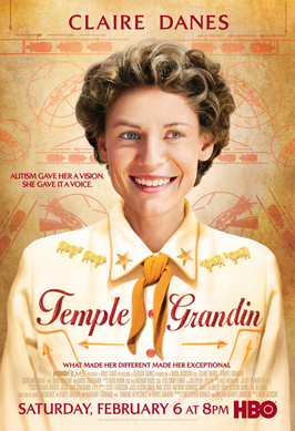 Temple Grandin - 43 x 62 Movie Poster - Bus Shelter Style A